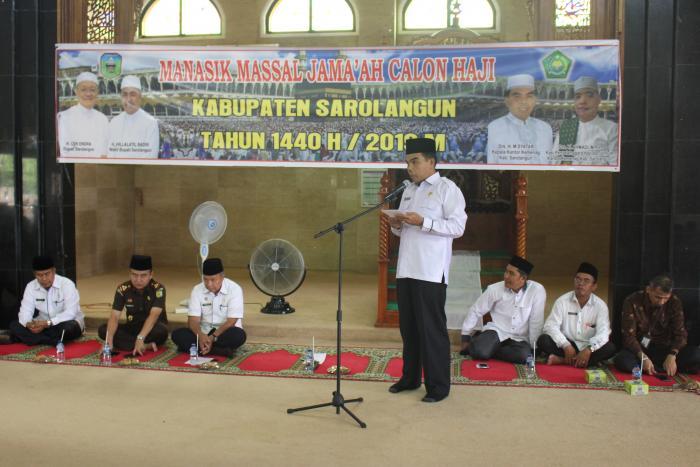 H.M. Syatar : Manasik Haji, Upaya Jama�ah Untuk Memperoleh Predikat Mabrur