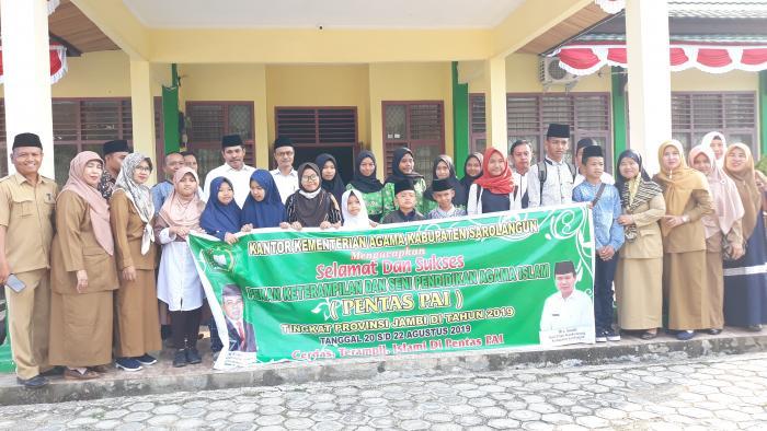 18 Siswa Sarolangun Akan Bersaing di Pentas PAIS Tk. Provinsi Jambi