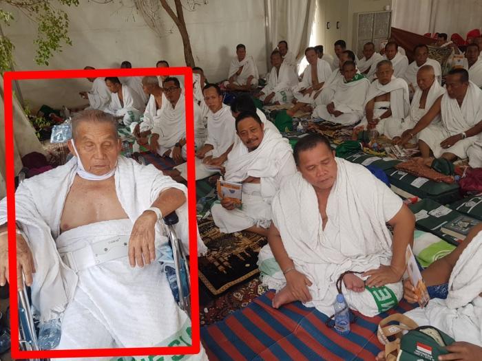 1 Jamaah Haji Sarolangun Wafat di Mekah