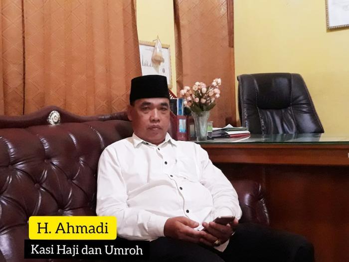 Hari Ini, Jamaah Haji Sarolangun Bergerak Ke Madinah
