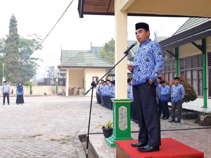 Kepala Kemenag Sarolangun : Madrasah Libur Menyesuaikan Dengan Edaran Bupati