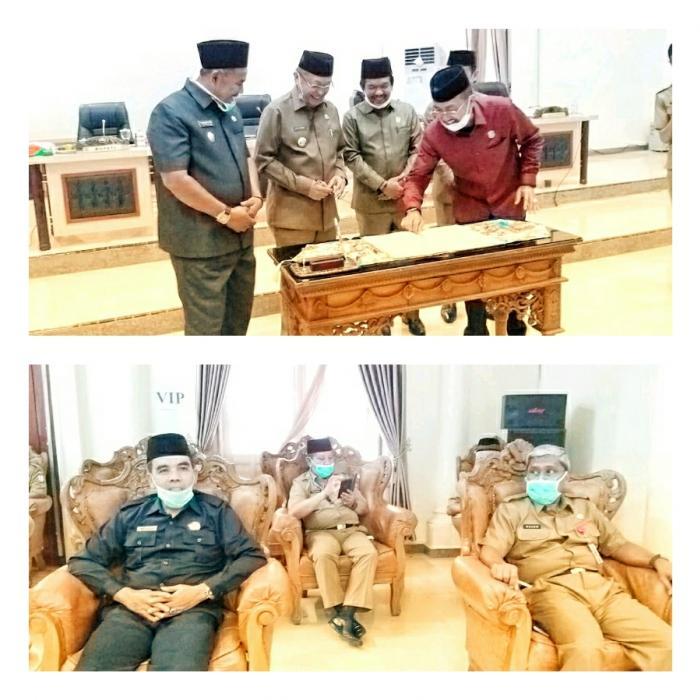 Perda MDT dan Baca Tulis Al-Qur'an Disahkan, Kepala Kemenag : Kado Terindah Dari DPRD dan Bupati Sarolangun