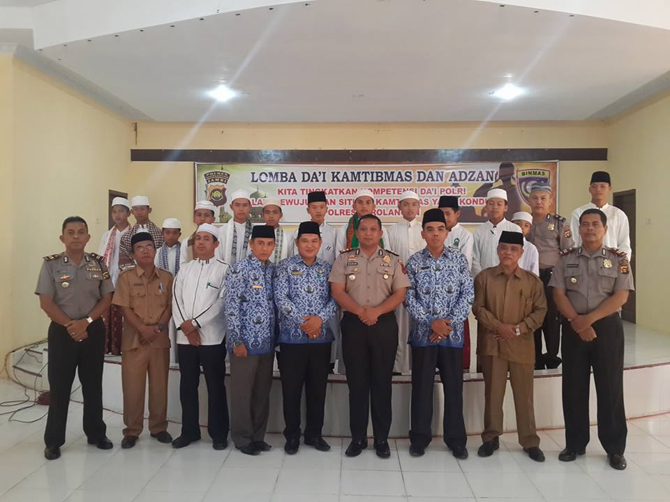 Gebyar Ramadhan Bersama Polres Sarolangun